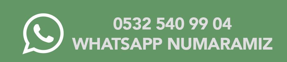 Whatsapp Numaramız